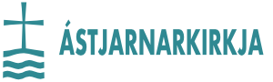 Ástjarnarkirkja Hafnarfirði Logo
